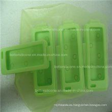 Devanadera de hilo de goma de silicona respetuosa del medio ambiente