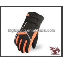 Теплые удобные перчатки для лыжников