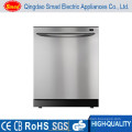 professional stainless steel built-in dishwasher