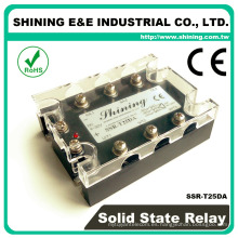 SSR-T25DA SSR Montaje del disipador de calor General Relé de estado sólido 24VDC