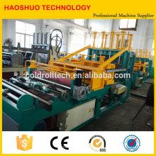 Máquina de fabricación de aletas corrugadas para la fabricación de tanques de corrugado transformador