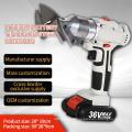 Portable tungsten steel alloy blade steel scissors