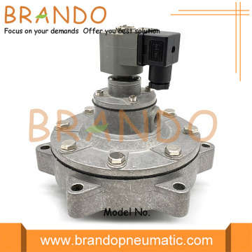 CA50MM In Line Full Immersion 2 '' Diaphragm Valve