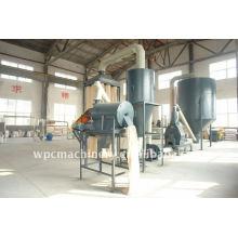 HGMS milling machine( wood-plastic)