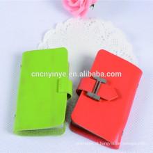 Titular do cartão de identificação do silicone da venda quente