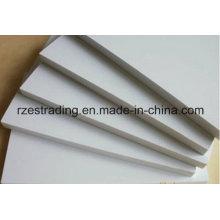 15 mm placa de espuma, folha PVC rígida para construção
