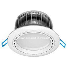 6inch 15W redondo LED techo abajo luz lámpara con CE TUV