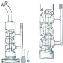 The Stack Vapor Rig for Smoking with Bowl (ES-GB-103)