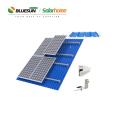 Bluesun 10kw 15kw 20kw completa fuera de la red solar con precio de sistema solar de controlador de batería