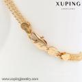 74594-Xuping Новый золото 18k Браслет ювелирные изделия дизайн для девочек