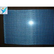 Grelha de fibra de vidro 5 * 5 70G / M2 para telhado