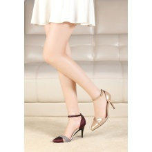 New Collection of Foldable High Heel Ladies Shoes