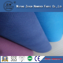 Spunbond de tissu non tissé de pp avec des sacs à main de Maket (raisin blanc rouge et jaune)