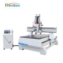 Multi Head CNC Router Machinery for Wooden Furniture