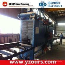 Tiro / Máquina De Jateamento De Areia para Indústria De Metal