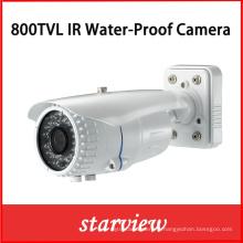800tvl IR imperméable à l'eau CCTV Bullet Security Camera (W21)