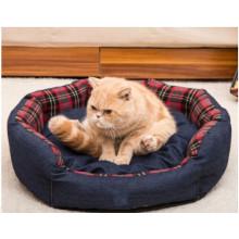 Winter Waterproff Моющийся питомник Cowboy Cloth Dog Bed