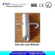 Metal Whistle (zinco de fundição)