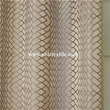 2016 Morden Polyester Soft Textile Window Curtain Fabric