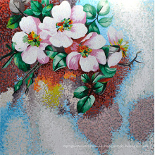 Mosaico cortado a mano Picutre chino hecho