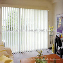 Vertical blind instruction and real estate