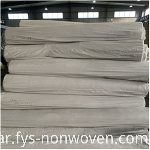 Reinforced non-woven fabric