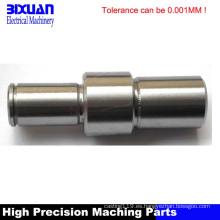 Piezas de torneado de piezas de mecanizado de alta precisión