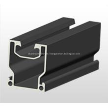 Perfil de aluminio para construcción