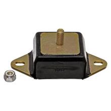 Monture de transmission de suspention en caoutchouc sur mesure