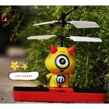 Nuevo estilo vuelo robot juguete del rc flying robot de juguete para la venta