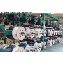 ST630 Металлокорда резиновый конвейер бельтинг