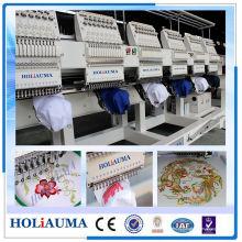 Seis inteligentes cabeça 15 agulha máquina de bordado de computador Dahao controle sistema de máquina de bordar /