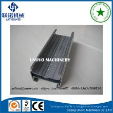 Poteau de poteau de forme forte poteau de clôture métallique