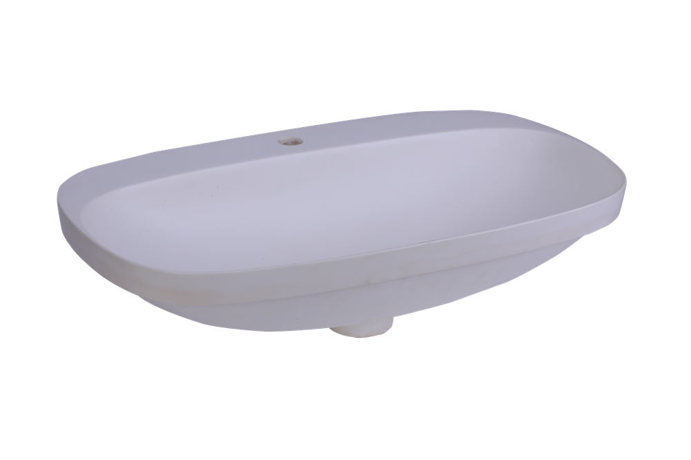 embedded wash basins