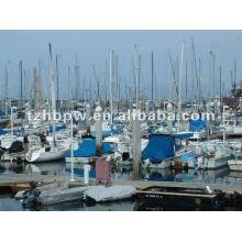 PVC Tarp Boat Cover