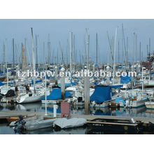 Платформа для лодок из ПВХ