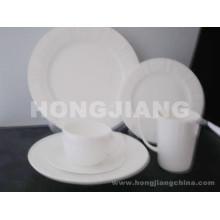 Костяного фарфора Набор посуды (HJ068007)