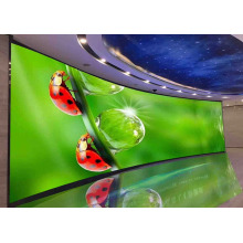 Full Color Indoor Curved LED Display
