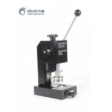 Laboratory Desktop Coin Cell Electrode Punching Machine Li-Battery Materials Separator Punching Machine for Coin Cells