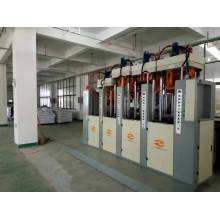 Machine de fabrication de semelles verticales en PVC TPR