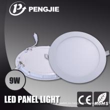 Luz ahorro de energía popular 9W Ledceiling (redondo)