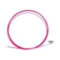 Pigtail LC OM4 0.9mm Simplex Fiber Optic