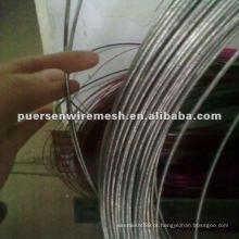 Electro galvanizado fio de ferro para embalagem