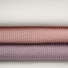 Cotton Poly Double Jacquard(30S*2) Knitted Fabric