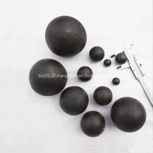bola de moagem de aço forjado de laminação a quente inquebrável