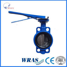 Reliable reputation 304/304l/316l sanitary stainless steel weld butterfly valve