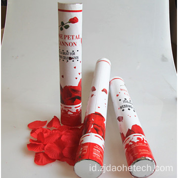 Rose Petal Wedding Part Popper