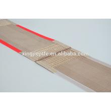 UV resistance drying machine conveyor belt PTFE fiberglass open mesh fabric