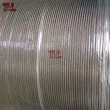 Cuerda de alambre de acero inoxidable 304 7x19 6 mm