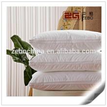 Direct Factory Made Microfiber Filling Custom Wholesale 5 Stars Hotel Pillow